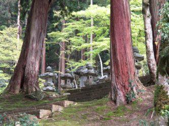 鳥取池田家のお殿様が眠る「池田家墓所」