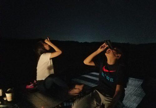 平成30年度「夜の砂丘・ミステリーナイトウォーク」の開催について