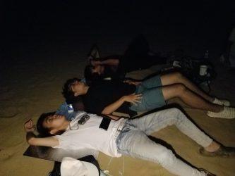 鳥取砂丘の夏の過ごし方