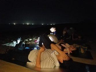 夜の砂丘「ミステリーナイトウォーク」のツアー内容
