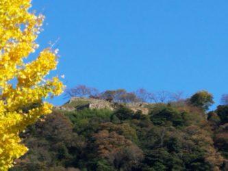 日本の100名城「石垣の博物館・鳥取城跡を巡る」を散策