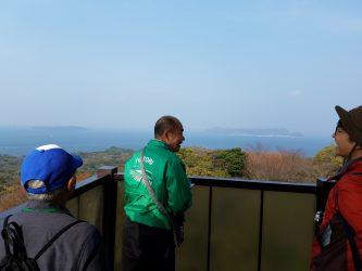 萩ジオパークへの視察交流旅行