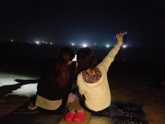 ミステリーナイトウオーク「夜の鳥取砂丘で夜遊びにGO!」